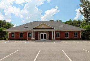 1550 Oakbridge Drive - One Story Dental Building